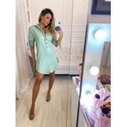 Vestido Jordana Linho Chemise