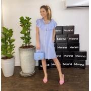 Vestido Morina Chemise Linho