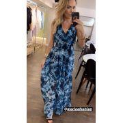 Vestido Morina Caroline  Tie Dye