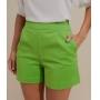 Shorts Leandra Poliamida