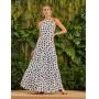 Vestido Primula  Poa 53% Algodão 47% Viscose
