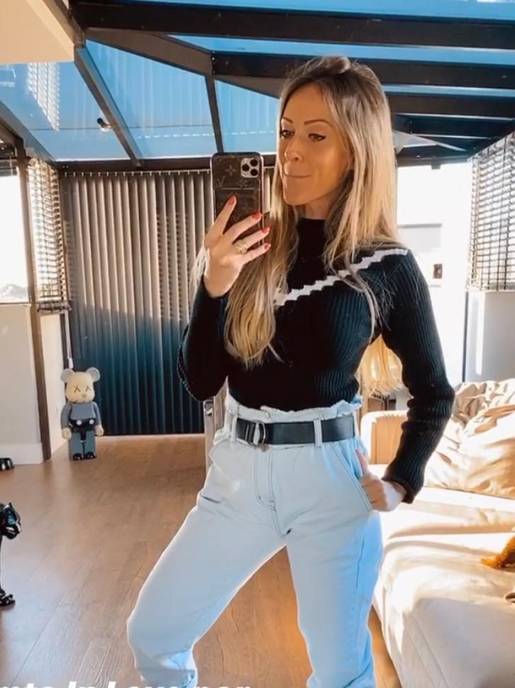 Blusa Jade Tricot