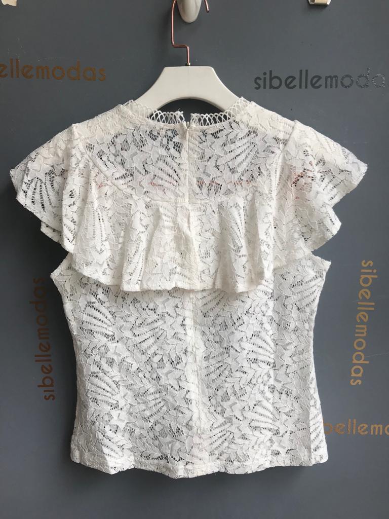 Blusa Leticia Renda