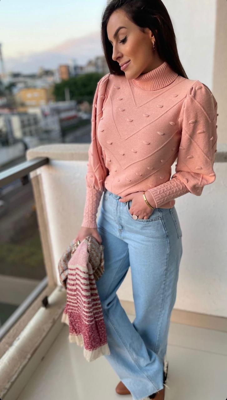 Blusa Marcela Tricot