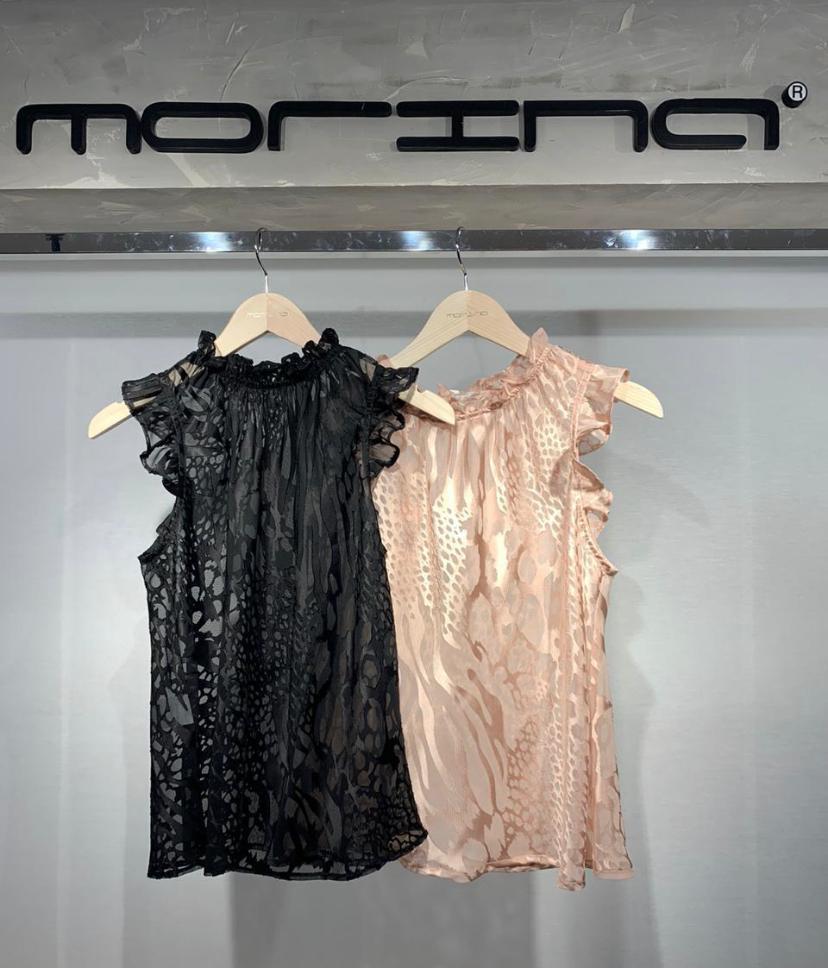 Blusa Morina Devore