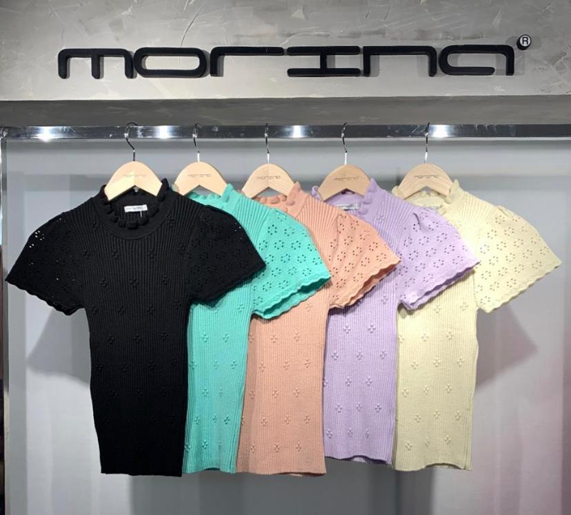 Blusa Morina Tricot  Inglesa
