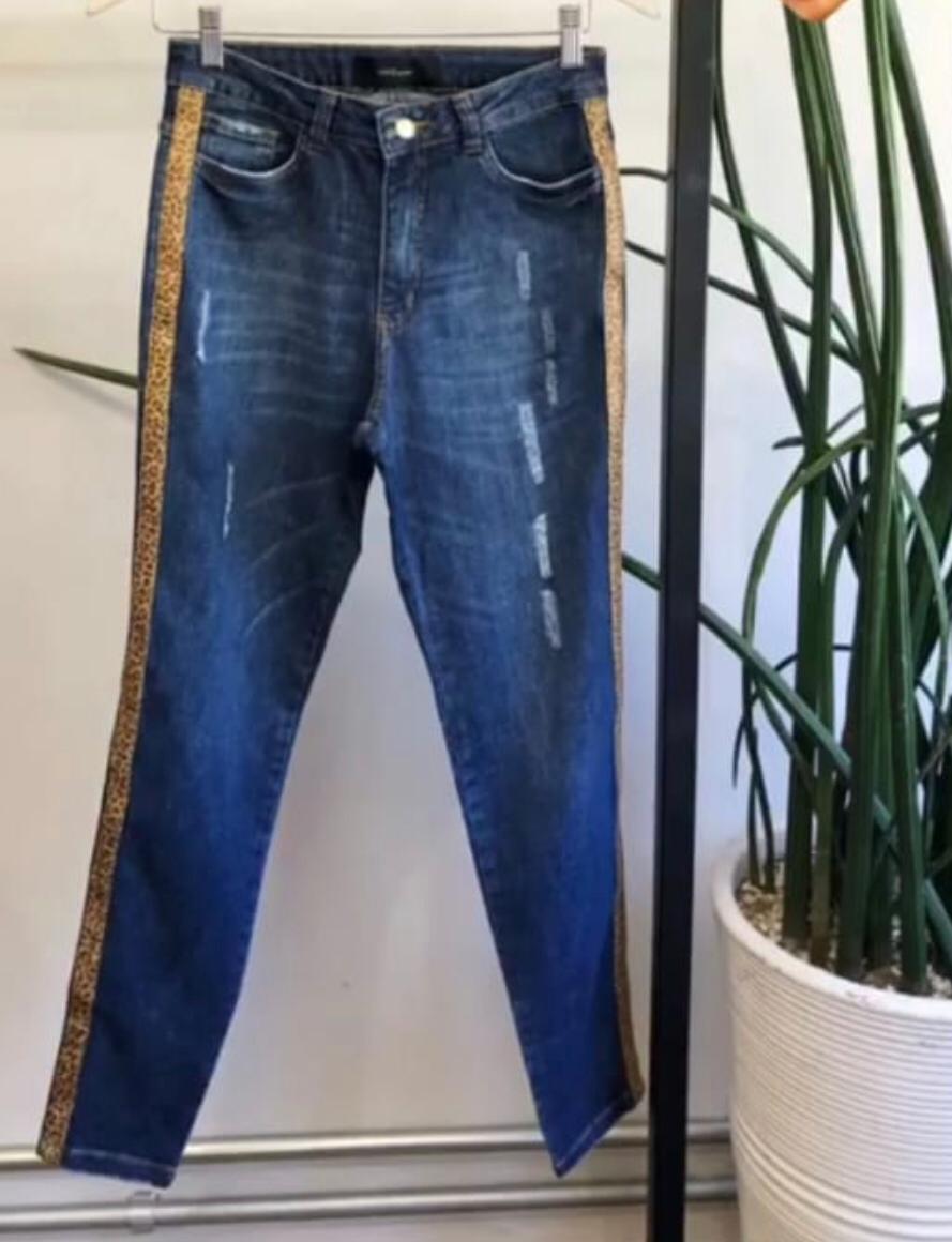 Calça Aisha Jeans 2% elastano