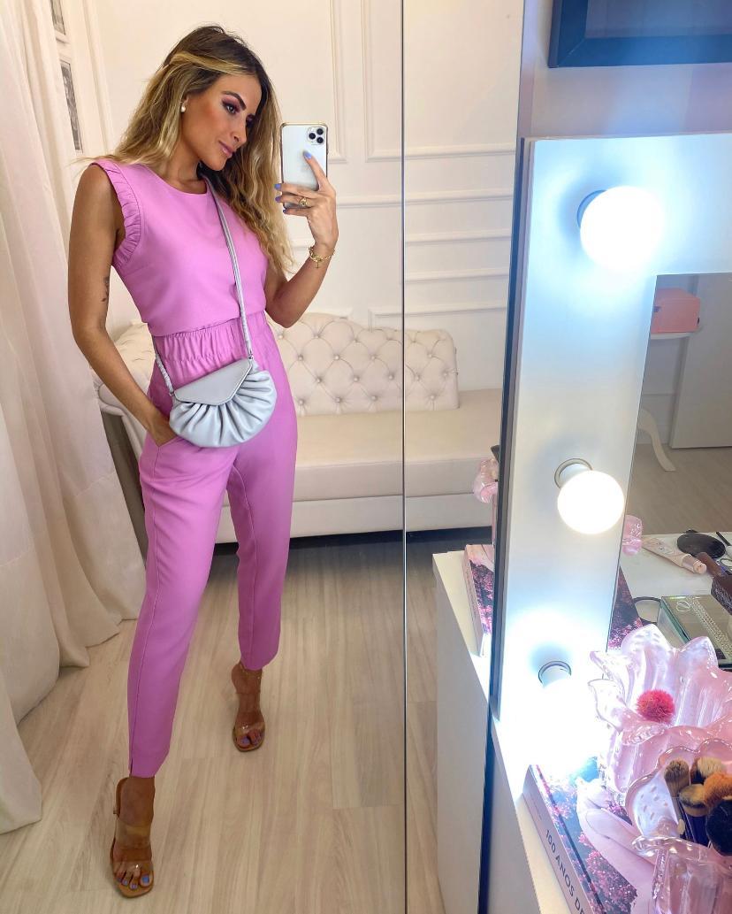 Calça Camila Unique Crepe