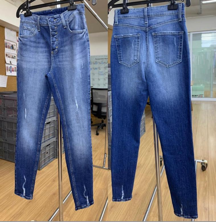 Calça Hit Jeans 2% Elastano
