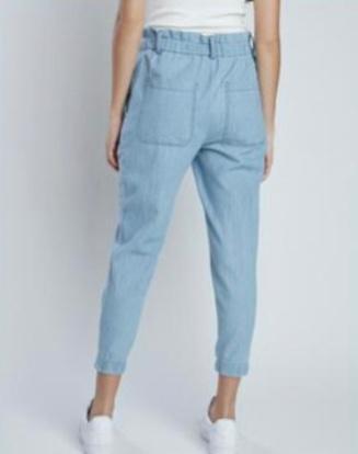 Calça Hit Jeans Chambray