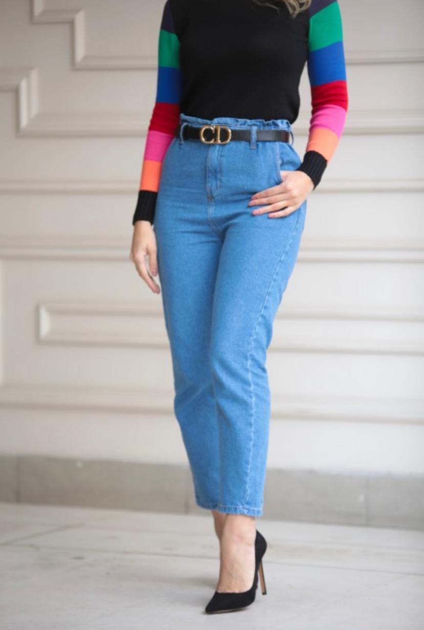 Calça Hit  Slouchy Jeans