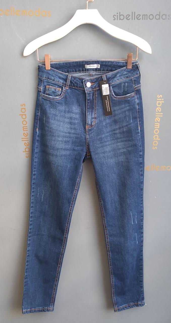 Calça Jeans Esmeral Skinny