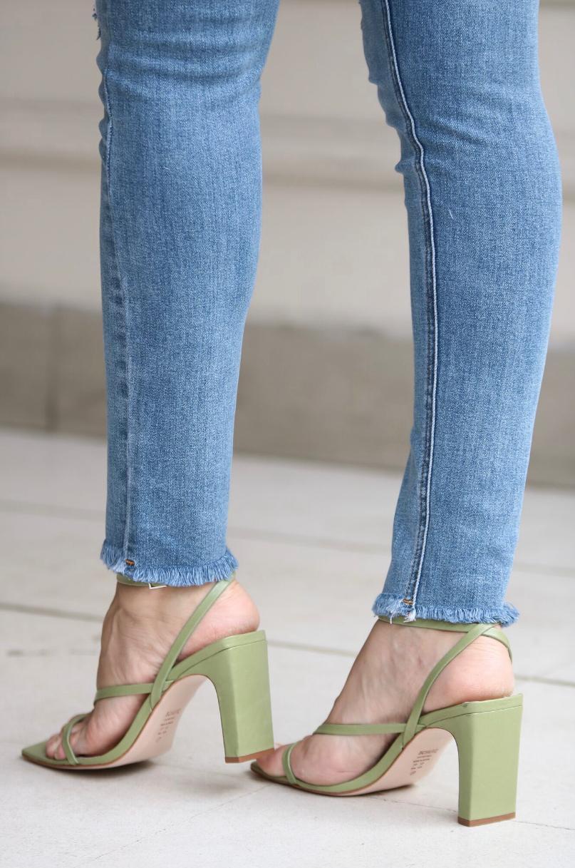 Calça Morina Jeans Skinny Destroyer 2% Elastano