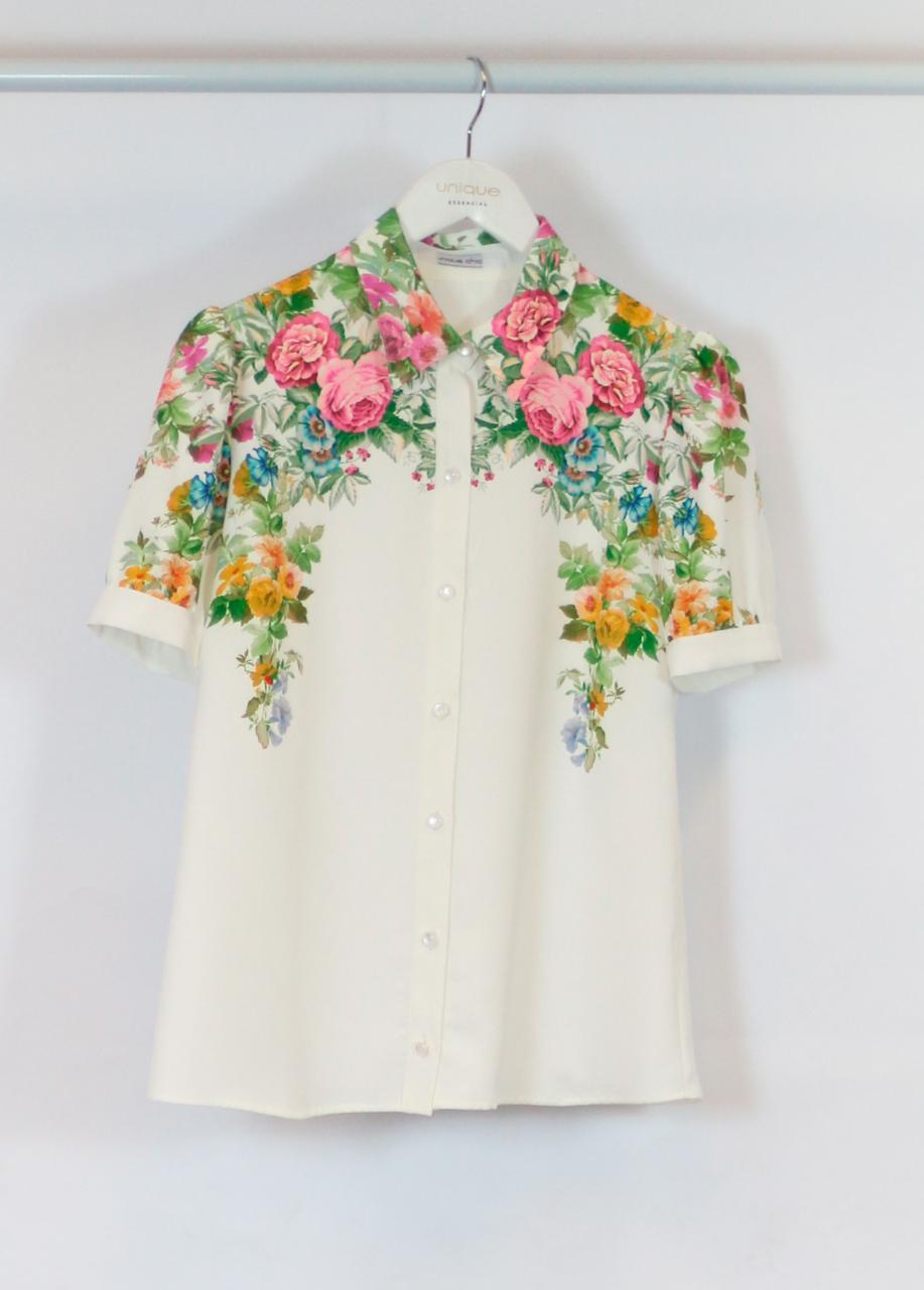 Camisa Erika Estampada Floral