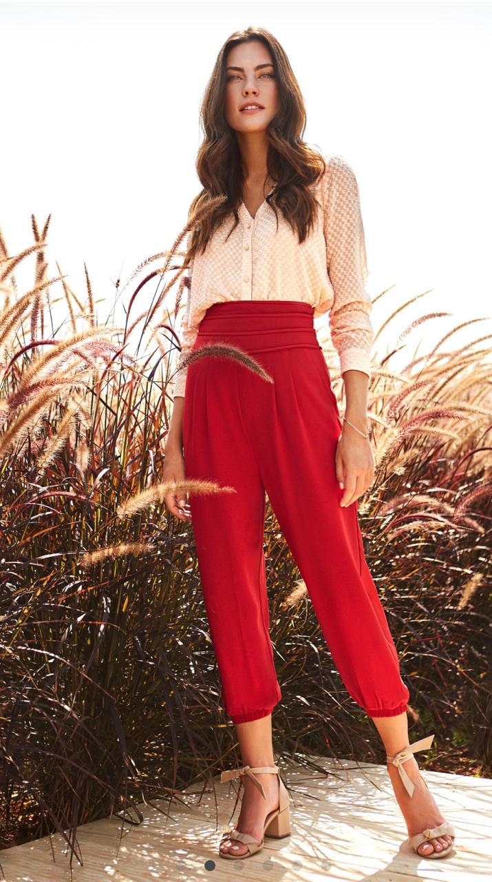 Camisa Natalia Chiffon Texturizado