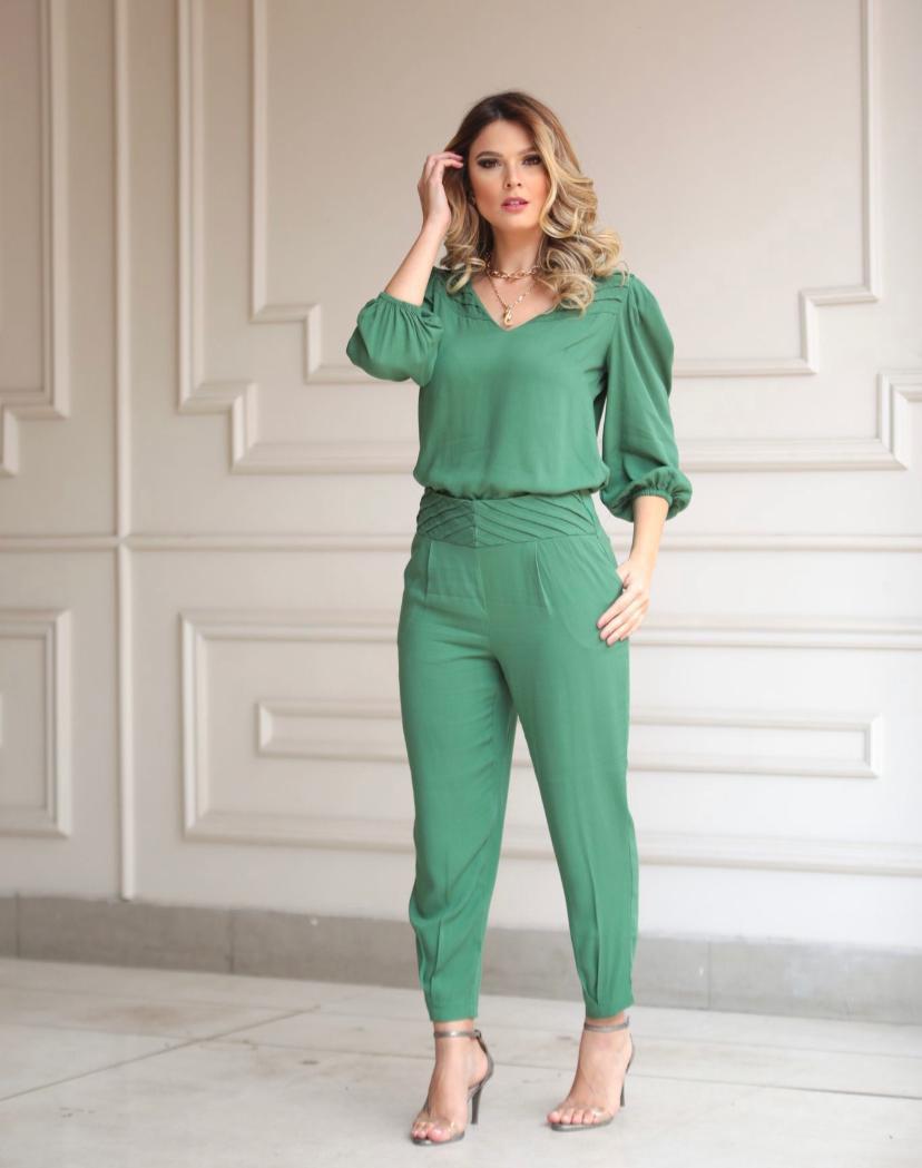 Conjunto Bianca  Visco