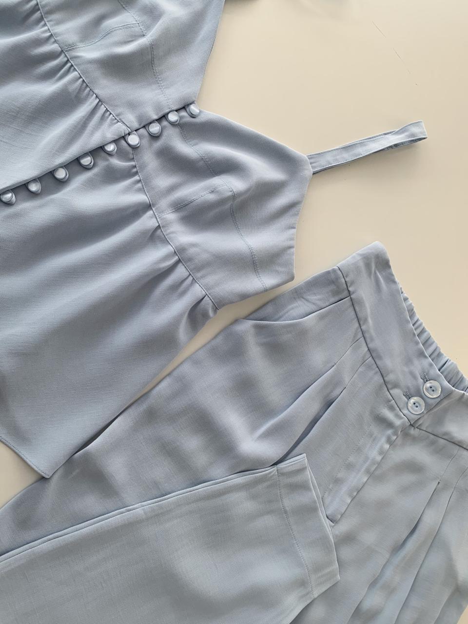 Conjunto Hit Viscose (Calça e Blusa)