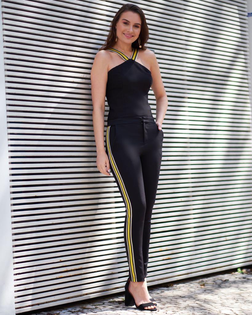 5eb748edc4 BLUSA CROPPED MARISA ALFAIATARIA - Sibelle Alves de Assis