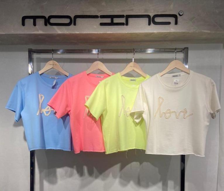 Conjunto Morina Moletom Love