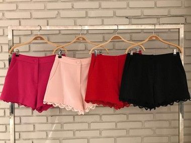 SHORTS EVELIN BARRA RENDA