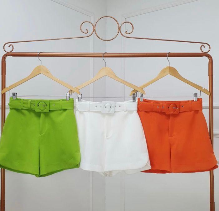 Shorts  Graziele Alfaiataria