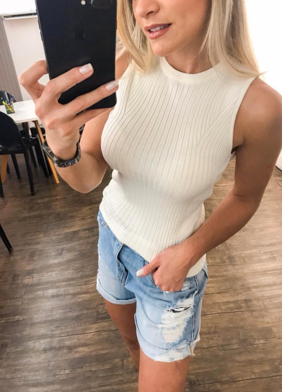 Shorts  Morina  jeans Mal Divas