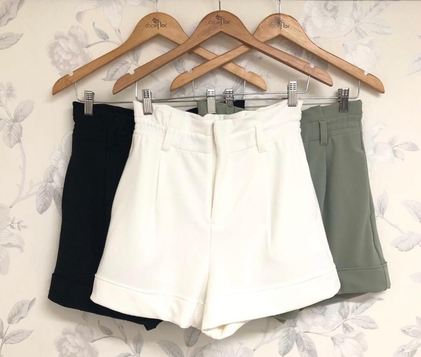 Shorts Rebeca Clochard