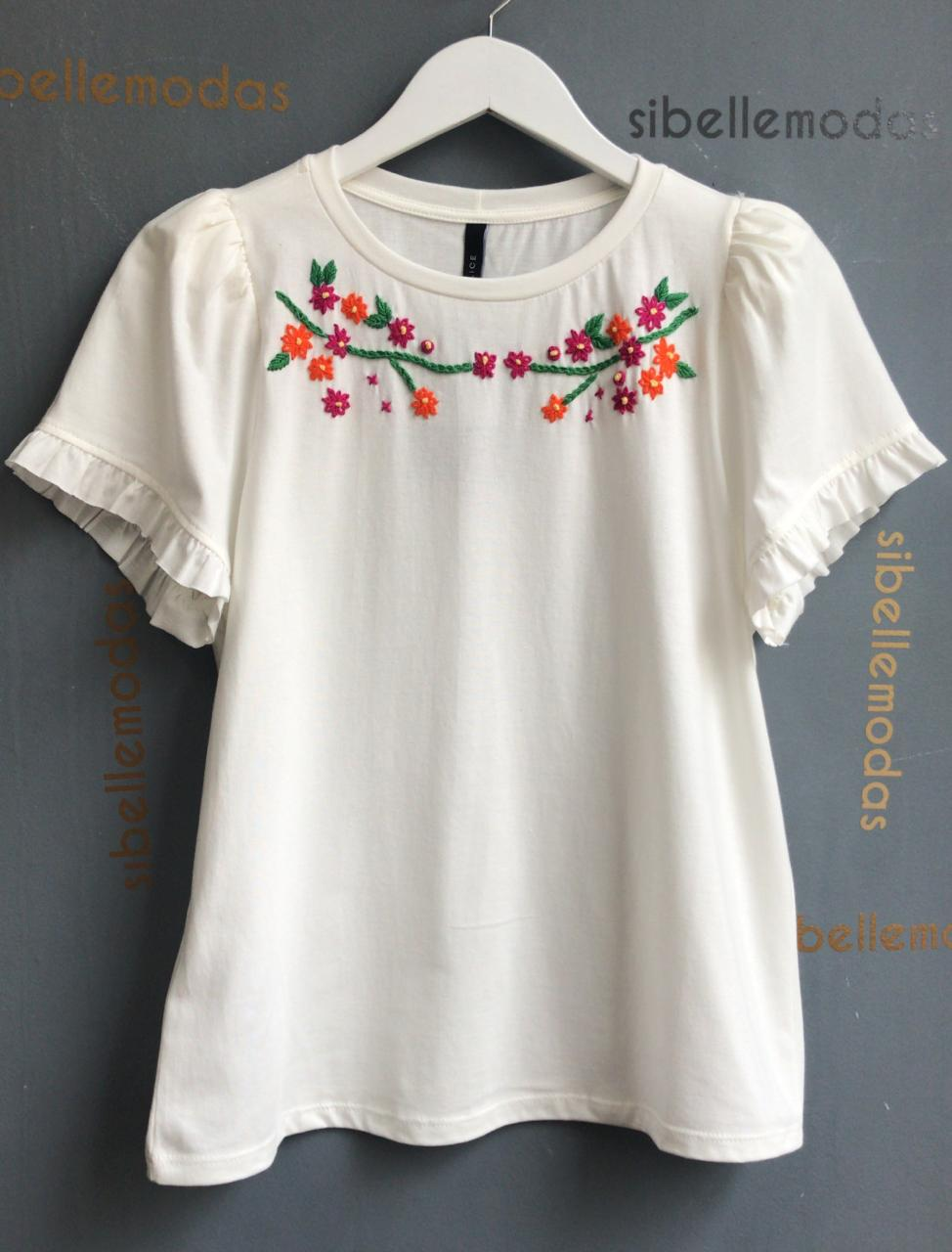 T-Shirt Alice  Floral
