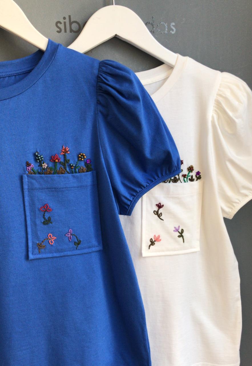 T-Shirt  Alice Sunflower Manga  Bufante