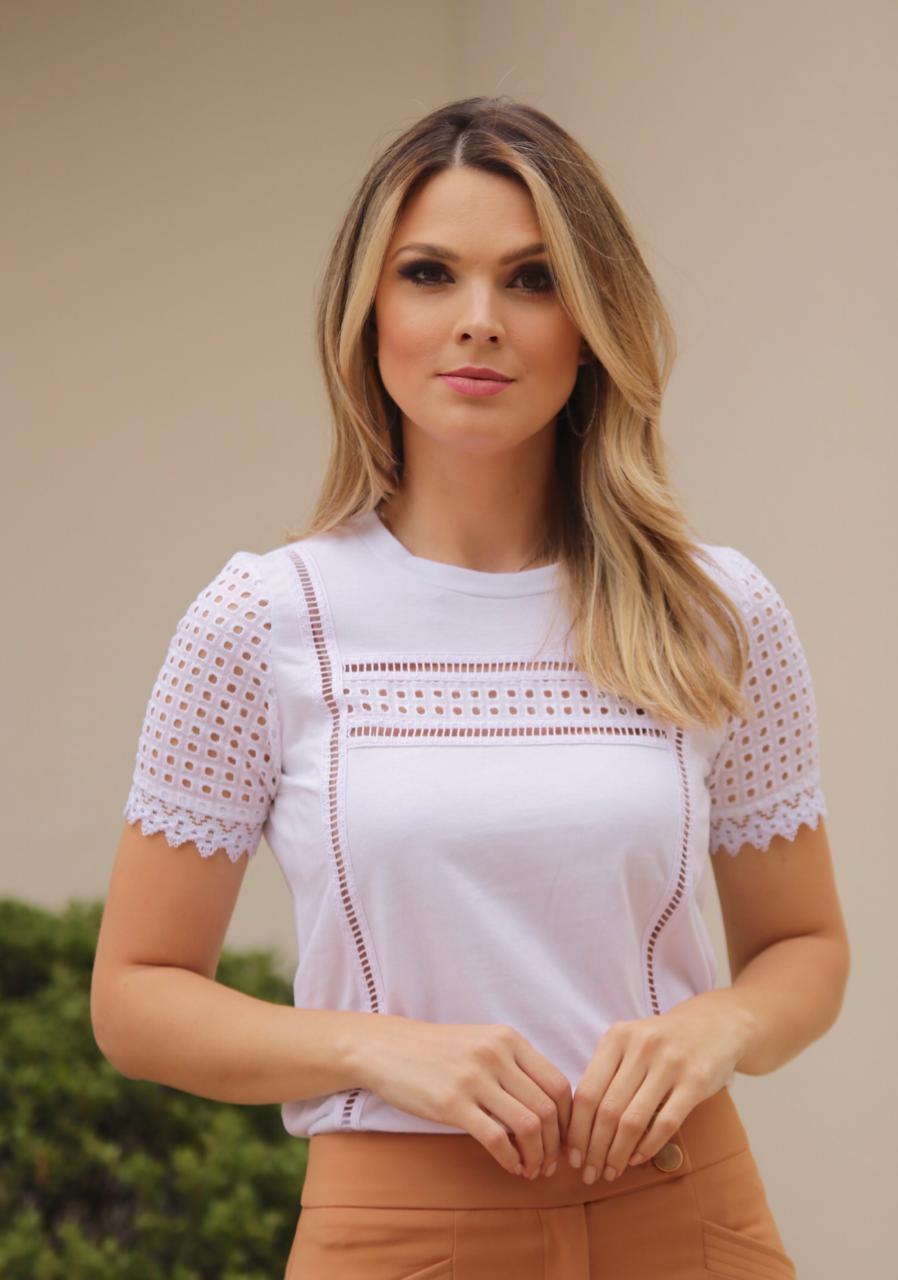 T-shirt Debora Romantic