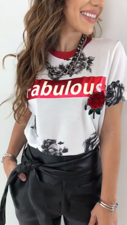 T-SHIRT  FABULOUS