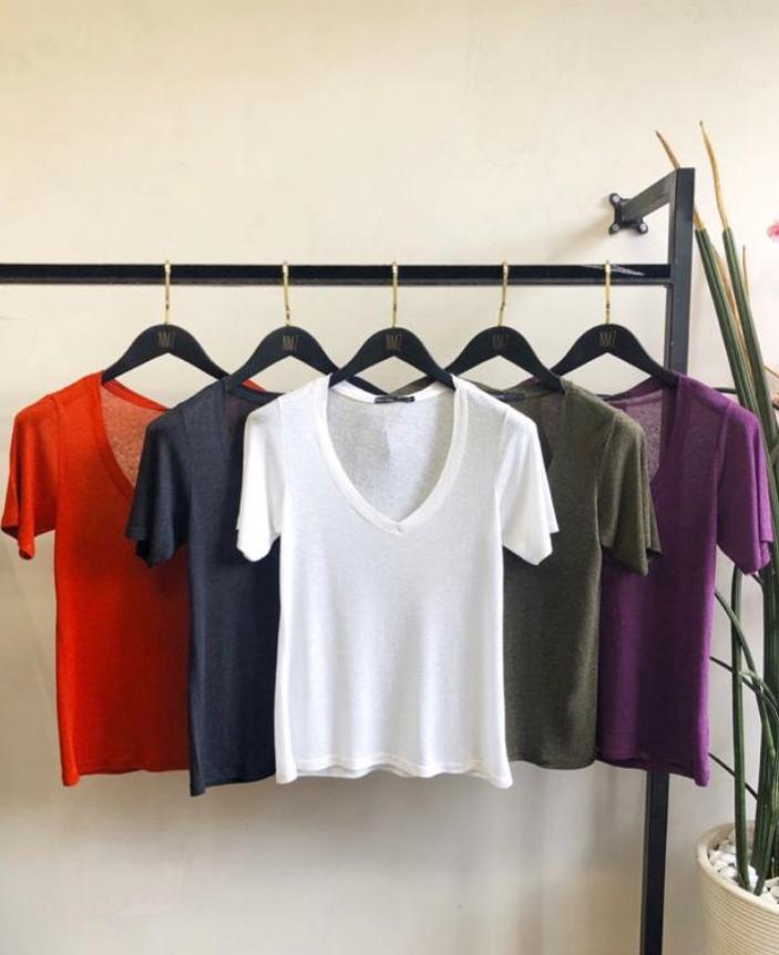 T-Shirt July podrinho Basica