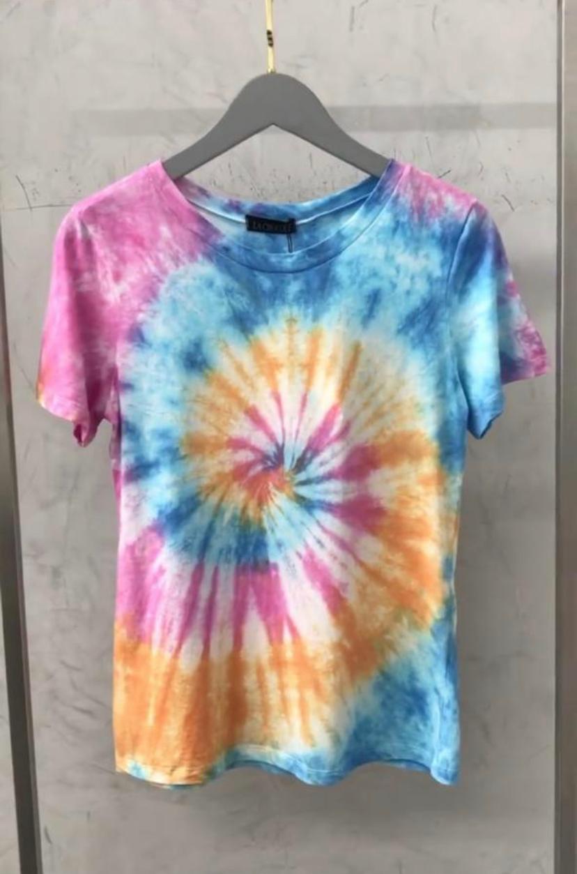 T-shirt Tie Dye La Chocole