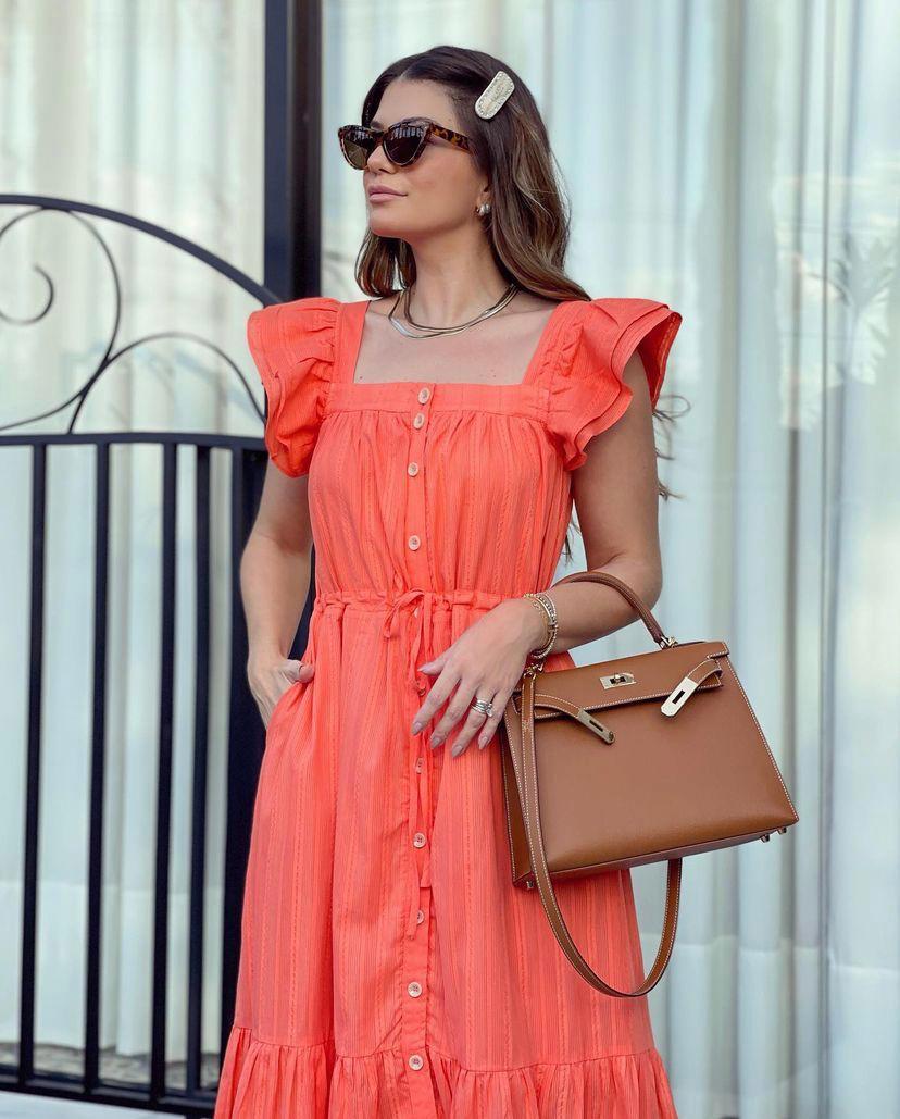 Vestido Ariane Algodão