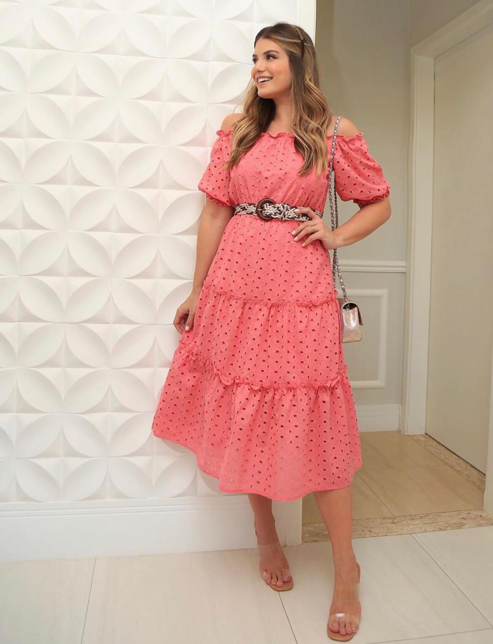 Vestido Ariane Laise + Cinto