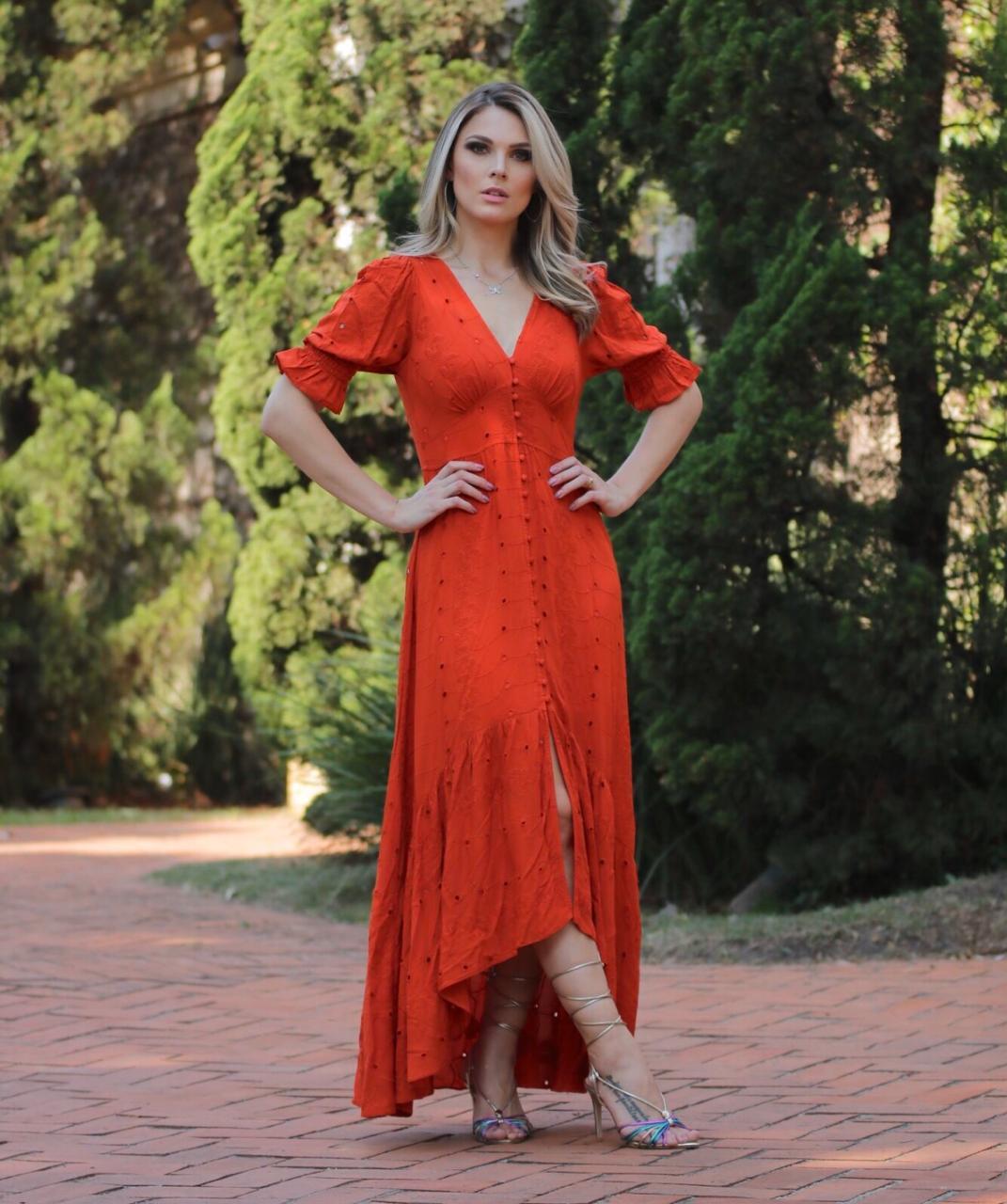 Vestido Daisy  Laise + Forro