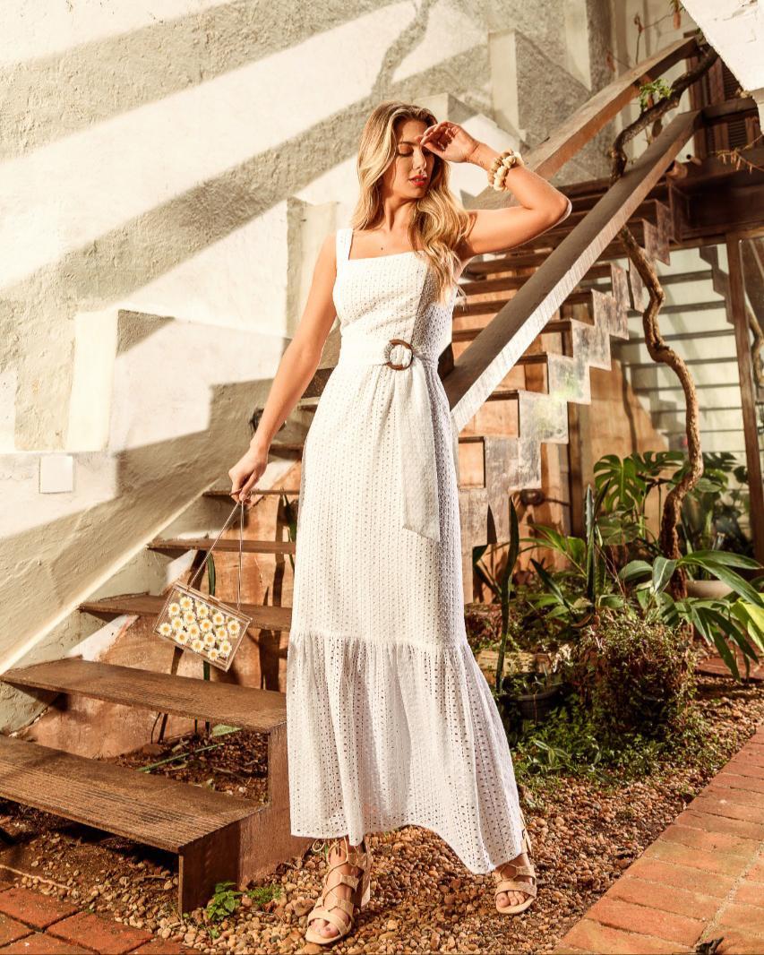 Vestido Elisa Lasie