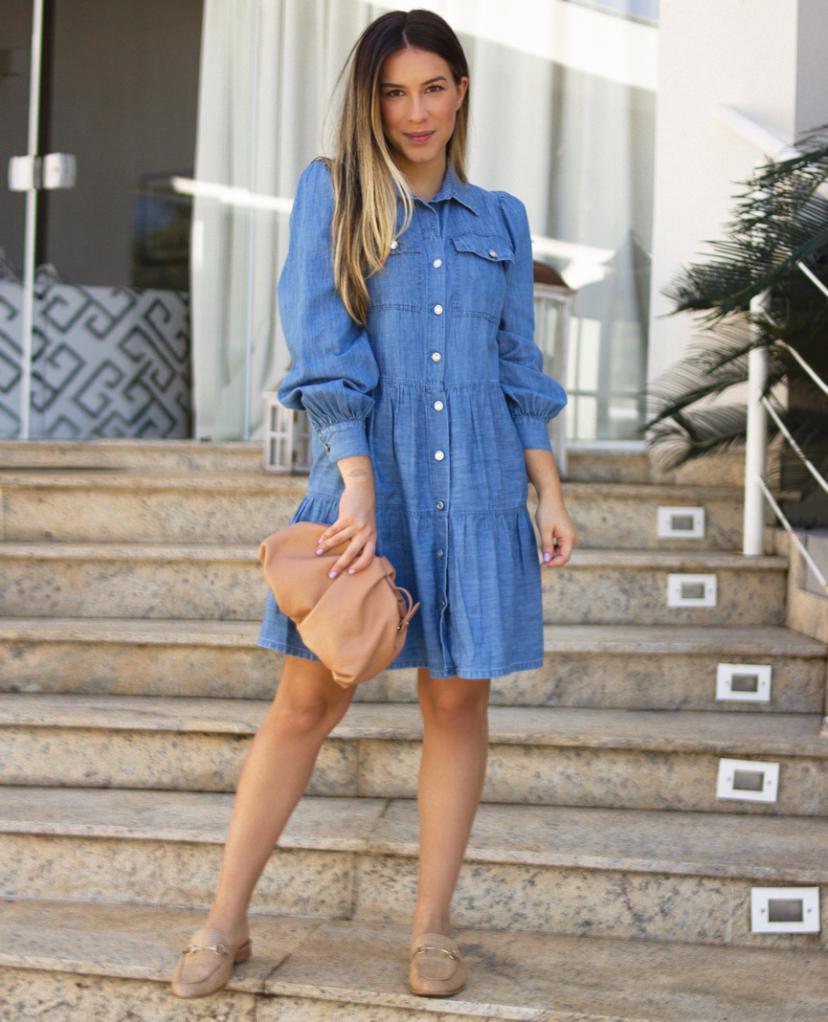 Vestido Hit Jeans