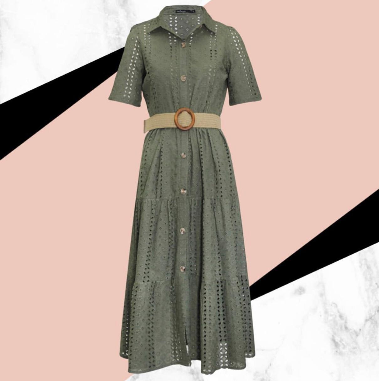 Vestido Mila Lasie + Cinto