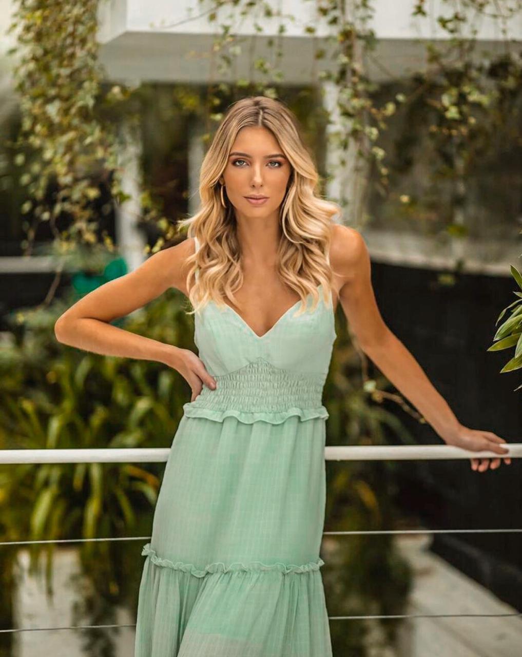Vestido Morina Chiffon