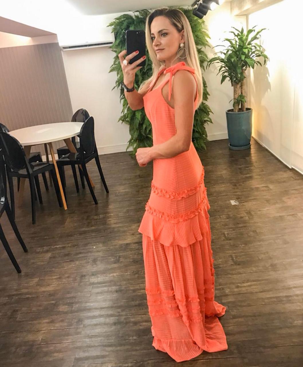 Vestido Morina Ibiza Viscocrepe  Listra