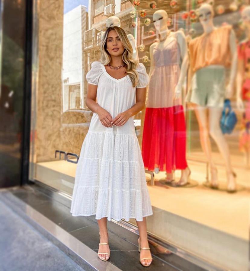 Vestido Morina Laise Luxo