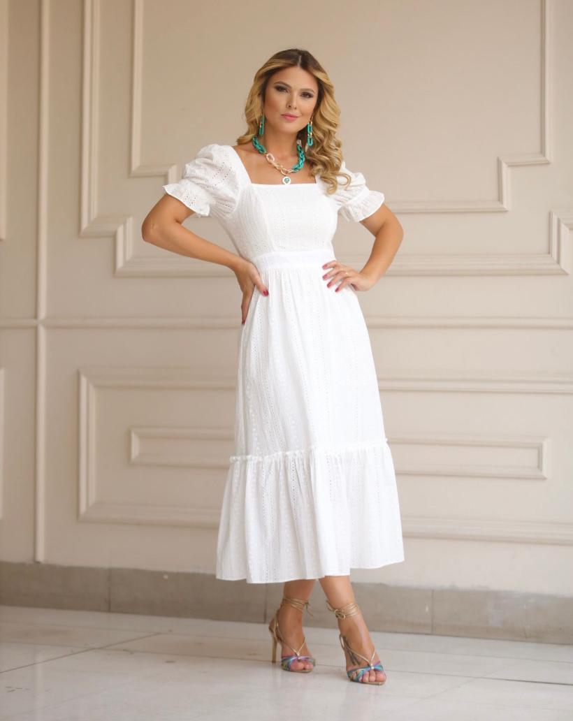 Vestido Morina Laise Romantic