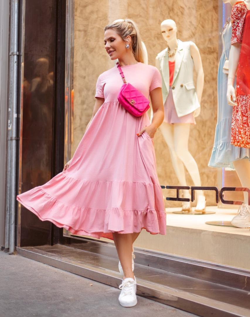 Vestido Morina Malha Brand