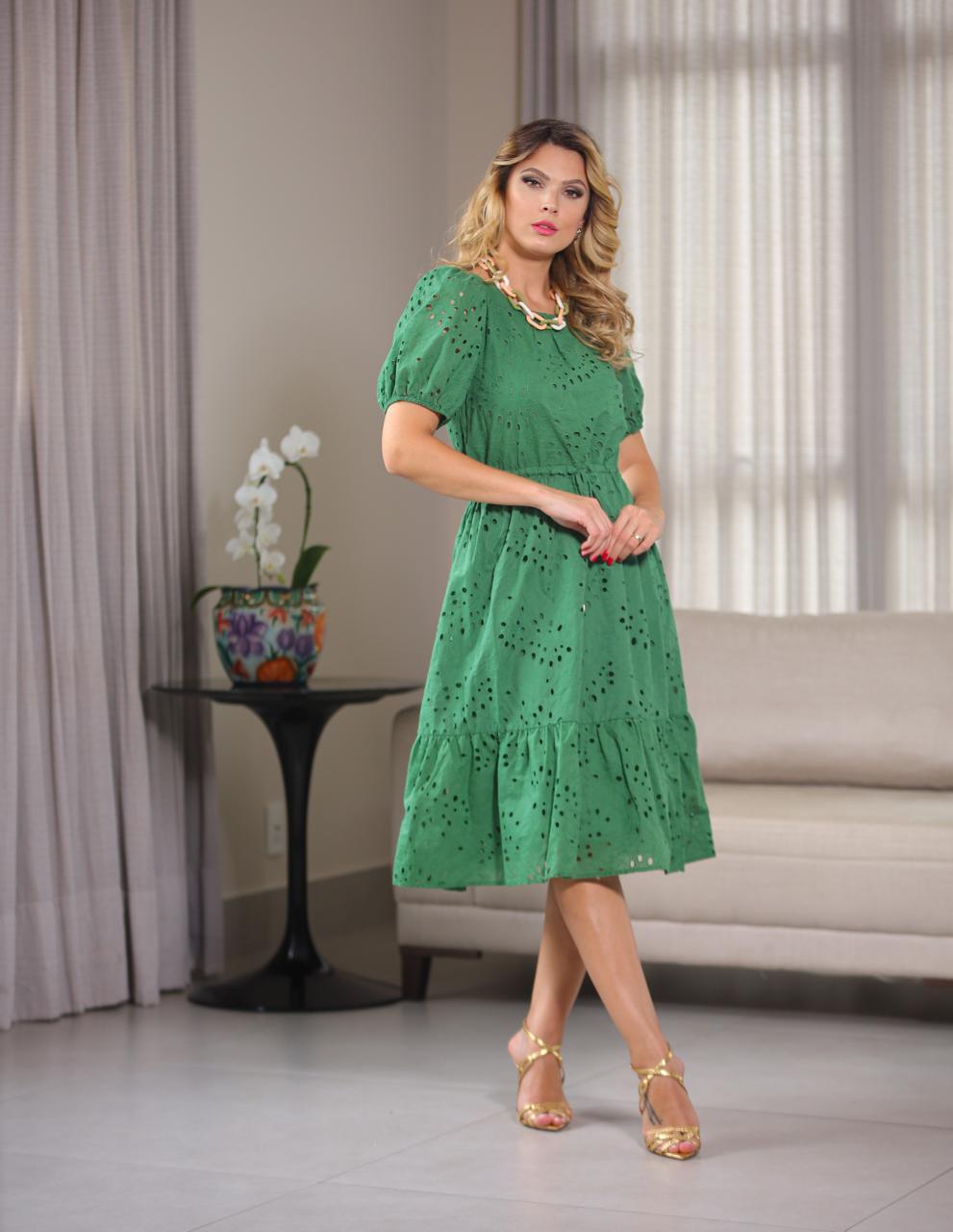 Vestido Nicole Laise