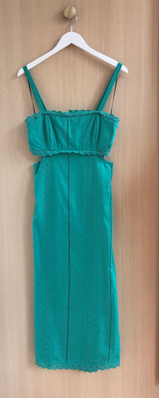 Vestido Rebeca Midi Laise