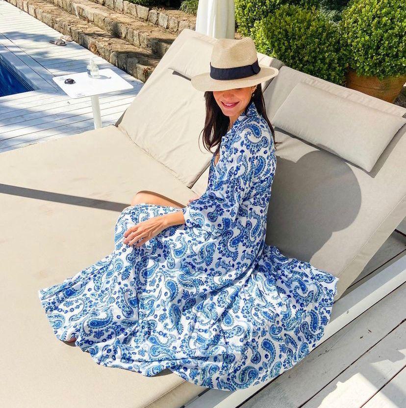Vestido Sabrina Cashmere Viscose (Forro) Detalhe Botões + Faixa 1% Elastano