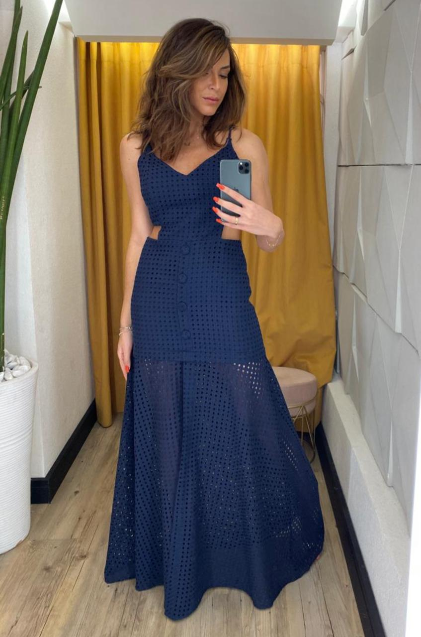 Vestido Sabrina Laise