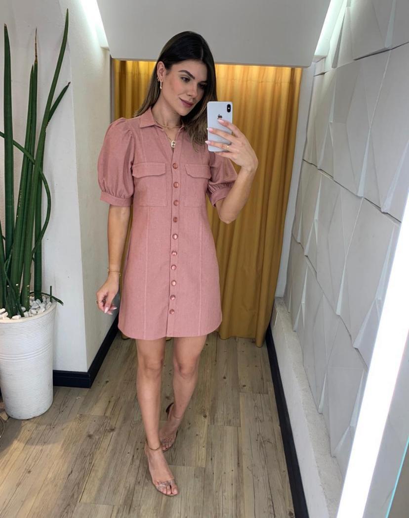 Vestido Valeria Chemise