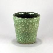 Cachepot Reto P - Verde Água